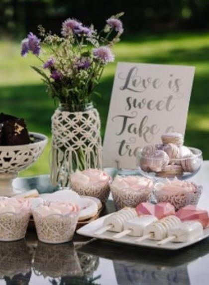 Wedding Sweet Treats Warwickshire