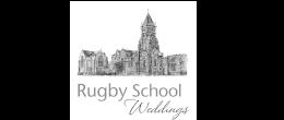 Rugby School luxury wedding cakes